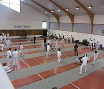 18ème tournoi international à Prévessin